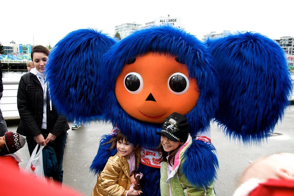 Sochi Mascot
