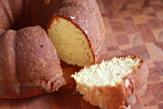 Pound Cake 550