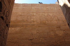 egypt 487 (rustoleumlove) Tags: africa wall temple ancient desert islam egypt culture nile cairo pharaoh pyramids monuments karnak luxor heiroglyphics