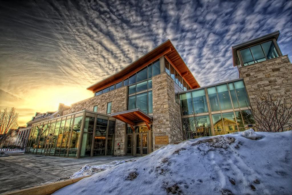 Warch Campus Center.