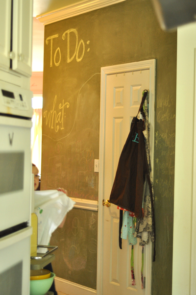 Chalk Walls and Quirky