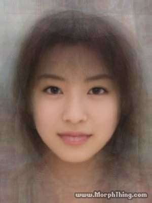 Morphed 48 Faces