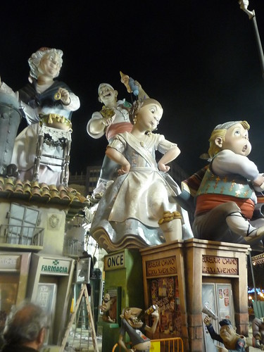 Fallas of Valencia 2010