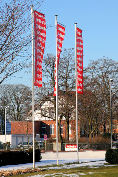Miele flags 7905 R