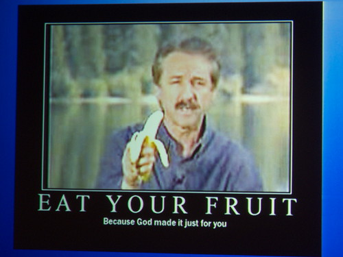 Ray Comfort is Bananas