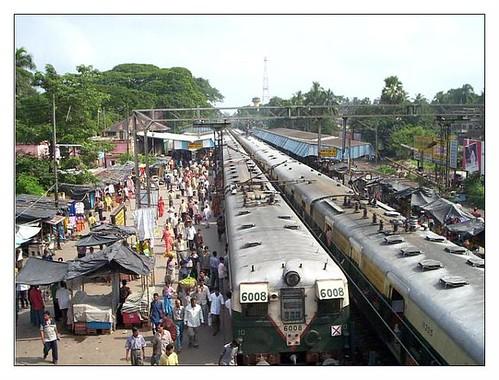 Baruipur Station