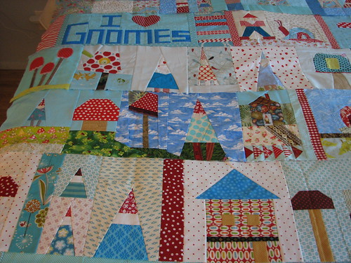 I can't wait to get started quilting it!