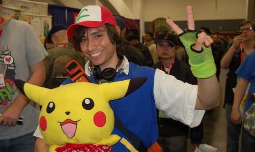 Wonder Con 2010: Older Ash