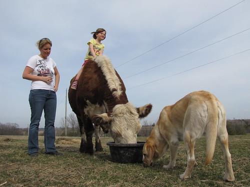 Cowgirl Delaney
