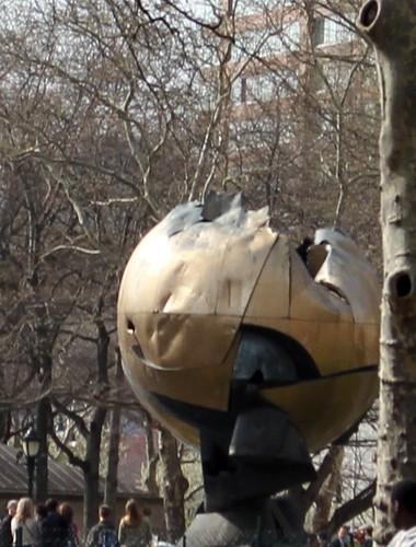 WTC Globe