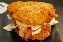 "KFC Double Down ""Sandwich"" #2"