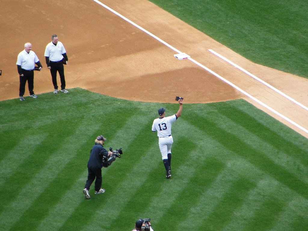 A-Rod Waves
