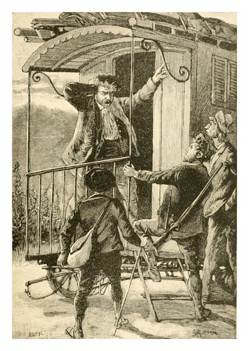 009-Cesar Cascabel4-Cæsar Cascabel -1890- ilustrado por George Roux