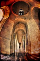 (WalooyTheGreat) Tags: architecture bahrain tunnel mosque manama alfateh   walaa jufair     almehry