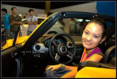 DSC_0019 (maikudesu) Tags: cars models carshow carshowwomen