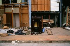 Kitakami, Ishinomaki, Miyagi Prefecture, Japan (NateVenture) Tags: leica japan zeiss earthquake natural tsunami velvia disaster  ikon lux tohoku asph kitakami 3514 velvia50 jishin  ishinomaki   rvp50    miyagiprefecture leica35mmf14summiluxmasph  thokuearthquake