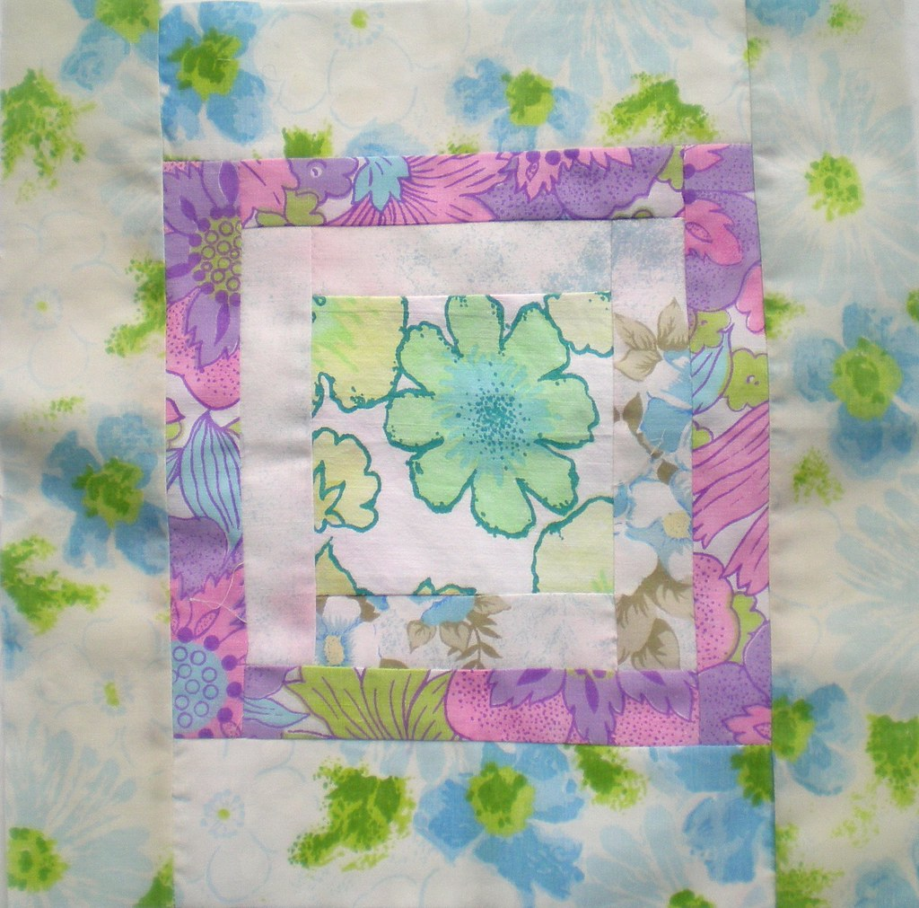 Hedgerow Block by Deb