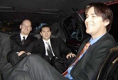 "In the Limo for the Premiere • <a style=""font-size:0.8em;"" href=""http://www.flickr.com/photos/58916393@N03/5748727416/"" target=""_blank"">View on Flickr</a>"