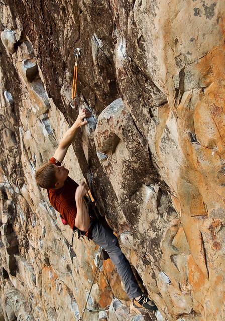 Tom climbing Wailer (25)
