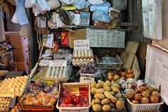 Omelette (Ian_Boys) Tags: china street food 35mm fuji hong kong finepix fujifilm 中国 香港 kowloon compact 2011 x100