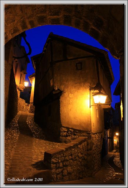 Albarracin nocturno 5
