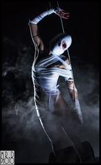 Control Me (iammrdphoto) Tags: nude figure bandages