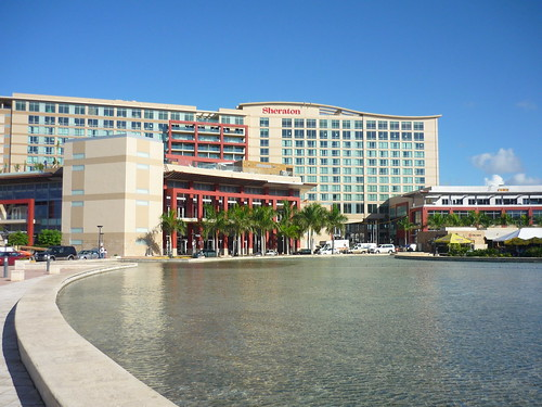 The new Sheraton in San Juan
