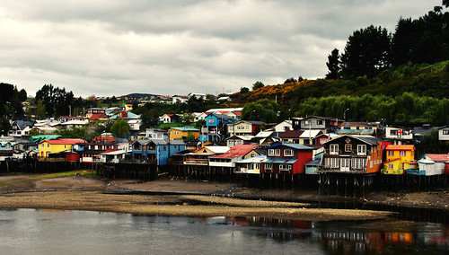 The islands of Chiloé archipelago legends