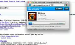 Google Search Music Feature Lala Widget