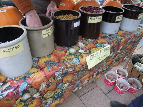 Dried Beans 10/3/09