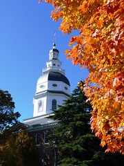Annapolis - Maryland State House