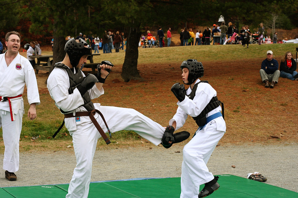 Kumite (sparring)