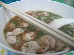 Amazing Pork Noodles - Bangkok, Thailand