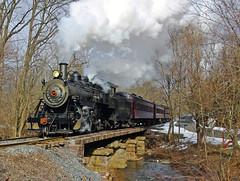 L&C Steam Engine -- Reprocess (Joseph C. Hinson Photography) Tags: steamtrain newhopeivyland josephchinson joethephotog nhi28040 lancasterandchesterrailway28040 steramengine