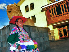 Last descendant of Inca Pachacútec honoured in Cusco