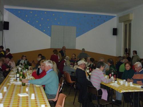 Colturano, polentata pro missioni 2009