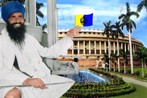 Sant Ji visits a Provincial Capitol Building