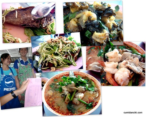 Probably some of the best Thai seafood weve had