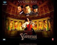 Yuvvraaj poster