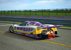 Gran Turismo 4: Jaguar XJR-9 Race Car '88 (Kelvin64) Tags: cars car race 4 gran jaguar 88 turismo xjr9