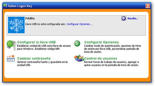 Rohos Logon Key 3.3 Multilingual