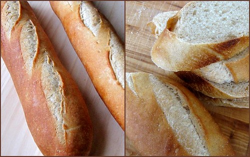 BBAC26 Poolish Baguettes
