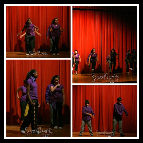 Upper School Step Team
