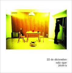 (juan terol) Tags: españa color valencia horizontal persona casa sala uno mesa vacio sillas muebles espaa