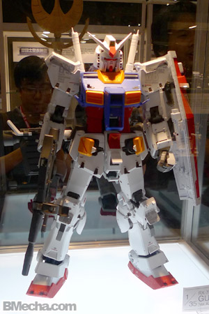 AFA 2009 1/35 Gundam Fix Figuration RX-78-2 Gundam