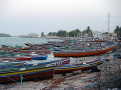 Barcas de Color (CANNIVALS) Tags: brazil brasil jericoacoara barcas