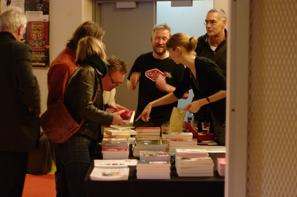 Dutch Bloggies 2009 books