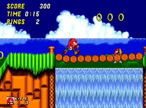 Sonic and Knuckles - XBLA