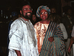 Chief Stephen Osita Osadebe (RIP) at the Equator Club Nigerian People 1994 007 (photographer695) Tags: people fashion club chief rip stephen 1994 equator nigerian osita osadebe