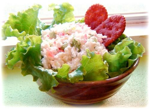 Jill's Crab Salad